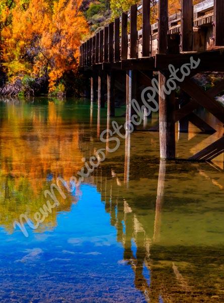 Bridge Over the Rio Grande I