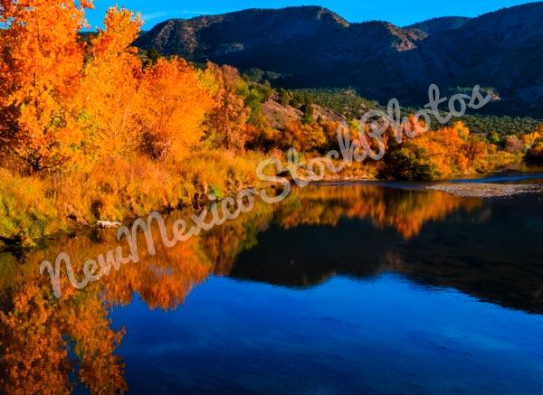 Fall: Rio Grande at Pilar IV